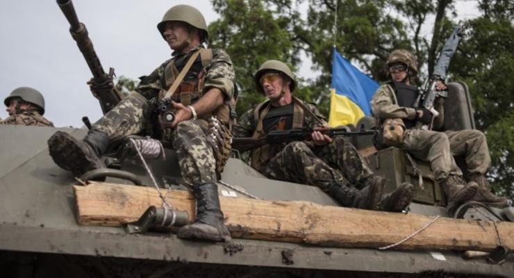 АТО на востоке Украины: украинские войска вошли в Донецк (онлайн, фото, видео)