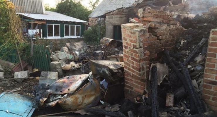 В Донецкой области за сутки были ранены восемь человек