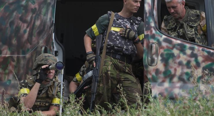 За сутки на Донбассе погибли 11 военнослужащих