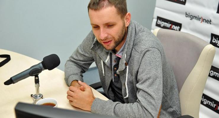 Онлайн-конференция с Владимиром Парасюком