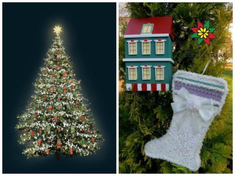 Новогодняя елка будет живой, а ее высота — около 20 метров / facebook.com/FolkUkraine