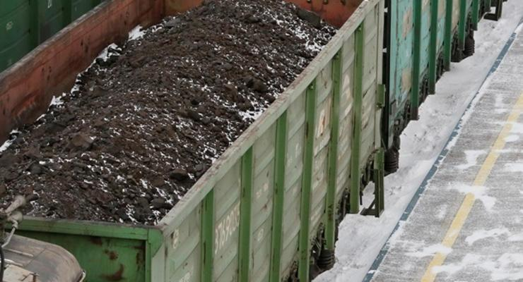 РЖД: Россия не ограничивала поставки угля Украине