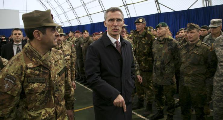 """Столтенберг: """"Натовский легион"""" в Украине – это нонсенс"""