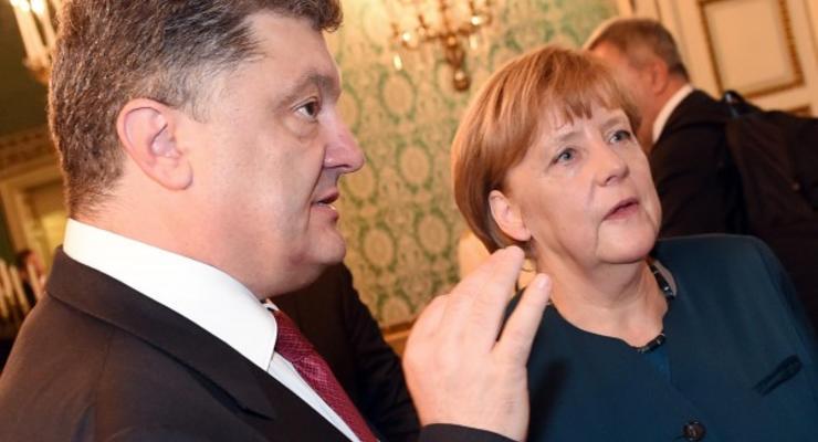 """Меркель опасается, что переговоры в Москве будут """"последними"""""""
