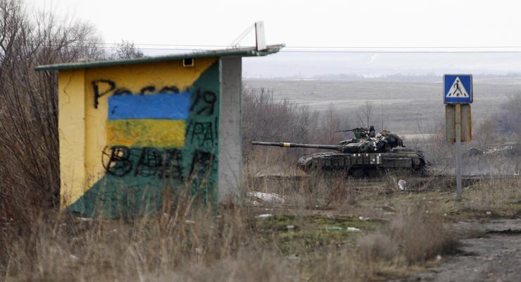 В пресс-центре АТО опровергли заявления Путина об окружении украинских военных