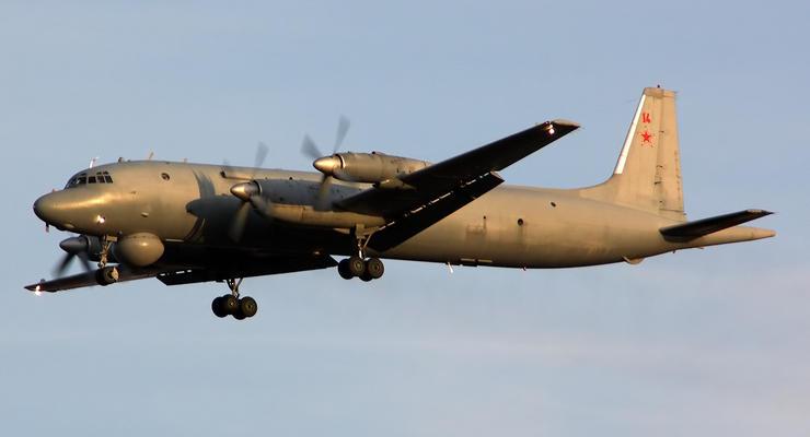 Истребители НАТО перехватили российский Ил-38 над Балтикой