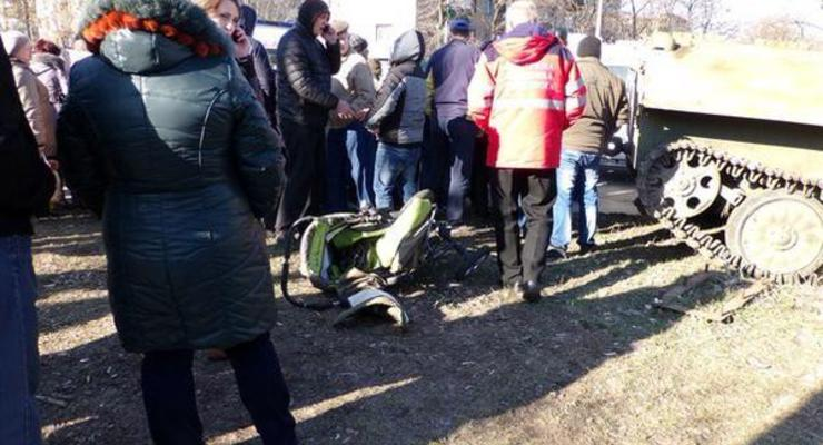 В Константиновке на время расследования ДТП отстранили комбата