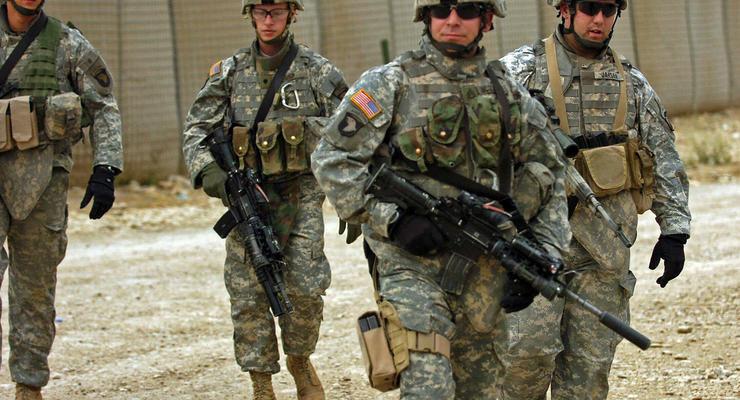 Пентагон: В апреле в Украину для обучения батальонов Нацгвардии прибудут десантники США