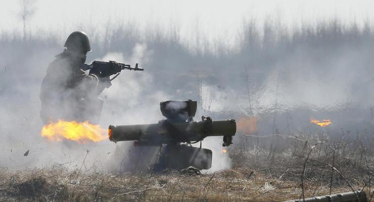 Донецкая ОГА: Боевиков готовят инструкторы из Ливана