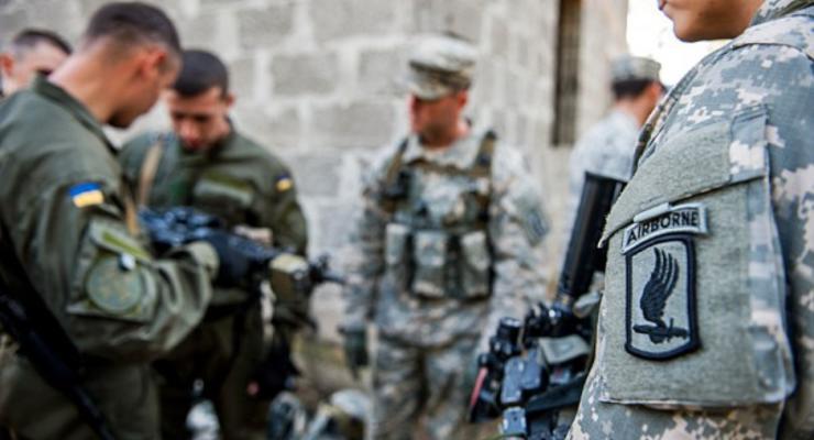 В Украине проведут учения подразделения НАТО и ВС США