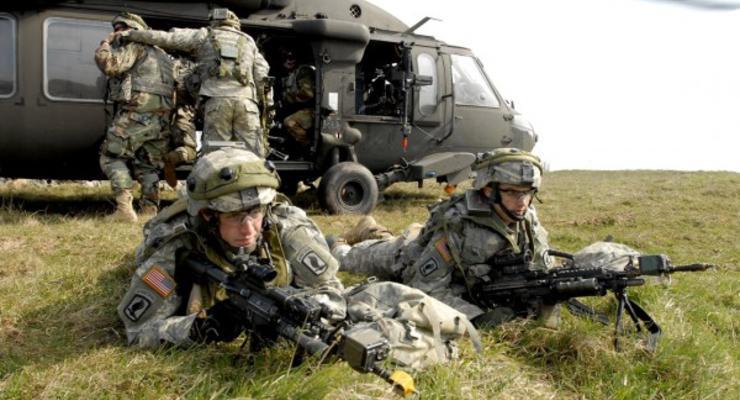 20 апреля в Украину прибудут военные инструкторы из США - замглавы АП