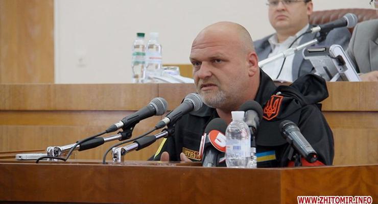 СБУ задержала основателя фашистской организации, состоявшего в Правом секторе