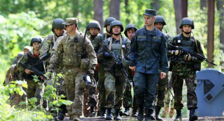 Военные США проведут расширенные учения для украинских силовиков