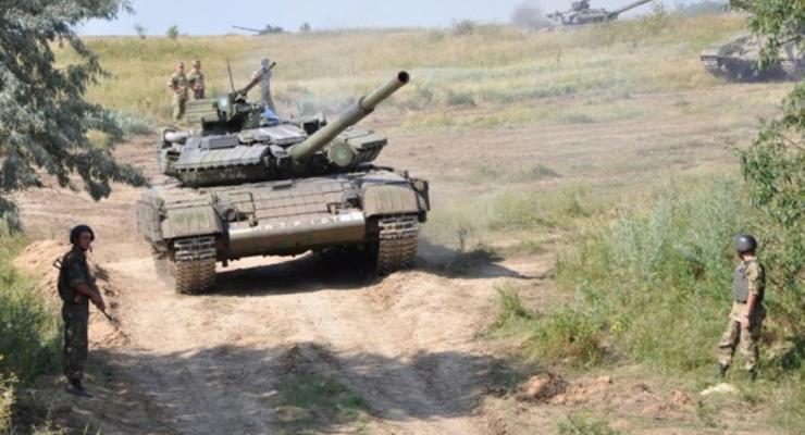 Военные США  будут тренировать войска ВСУ с ноября