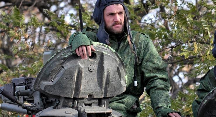 Разведка: Местные боевики на Донбассе разрывают контракты с Россией