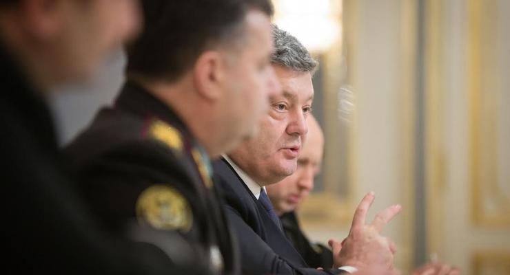 Порошенко: не видно готовности РФ выполнять минские соглашения