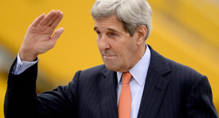 Керри: Сейчас главное – решить украинскую проблему