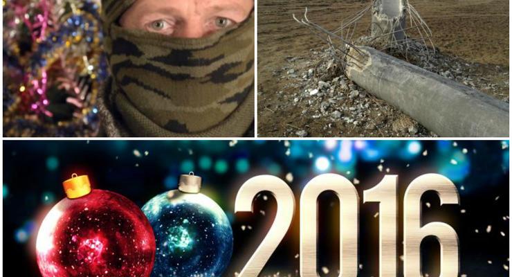 День в фото: Новый год на пороге и Крым без света