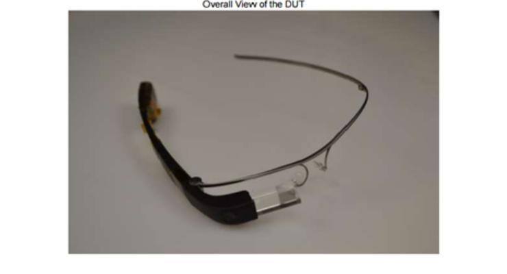 Появилось фото Google Glass второго поколения