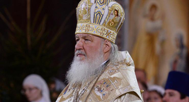 Патриарх Кирилл: Для меня Украина - это то же самое, что и Россия