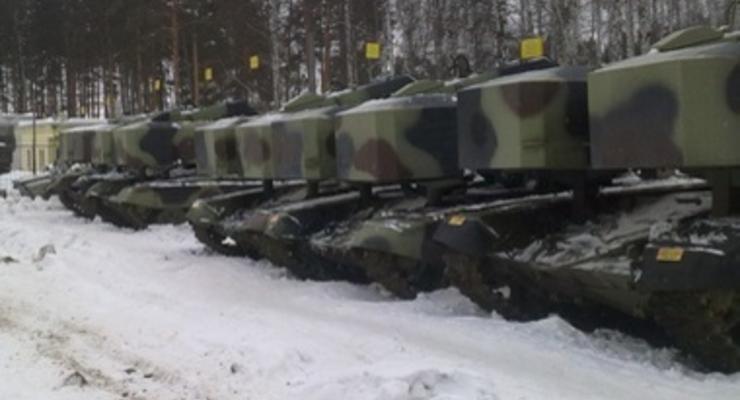 """В ОБСЕ сообщили о наличии российских огнеметных систем """"Буратино"""" на Донбассе"""
