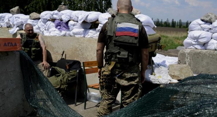 Боевики сорвали обмен заложников на задержанных - Олифер