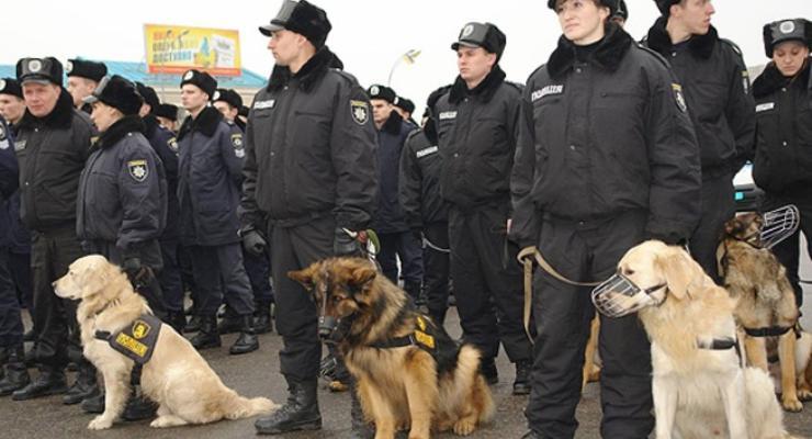 На Харьковщине приступили к патрулированию 648 полицейских: фото
