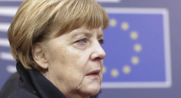 Меркель: Мы не позволим Греции погрузиться в хаос из-за мигрантов