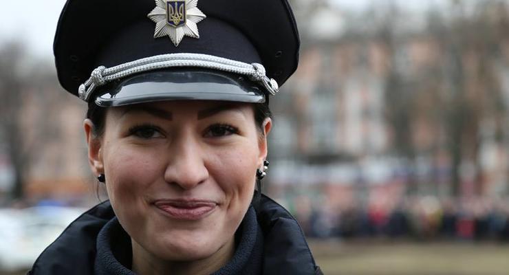Яценюк и Аваков запустили патрульную полицию в Полтаве