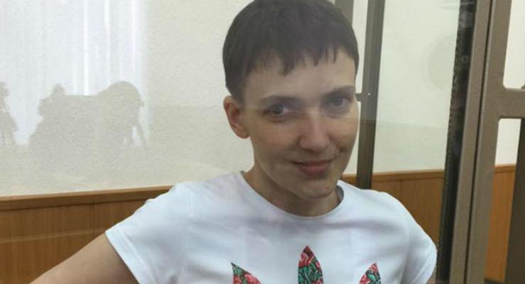 Суд огласит приговор Савченко 21 и 22 марта
