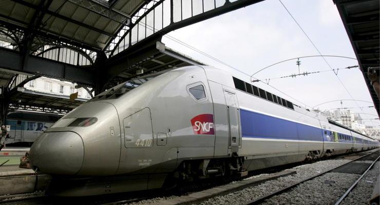 Во французских поездах появится вооруженная охрана