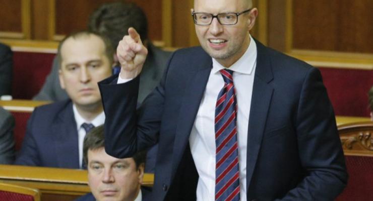 Яценюк рассказал, чем будет заниматься после отставки с поста премьера