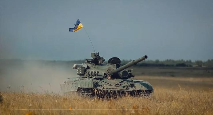 ВCУ сняли рекламный ролик о службе в танковых войсках