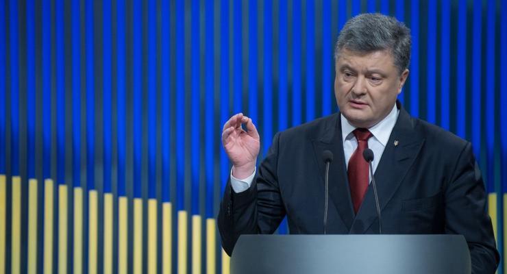 Порошенко заявил, что референдум в Нидерландах - не преграда