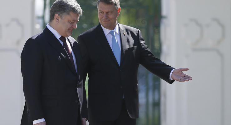 Украина и Румыния будут совместно патрулировать границу