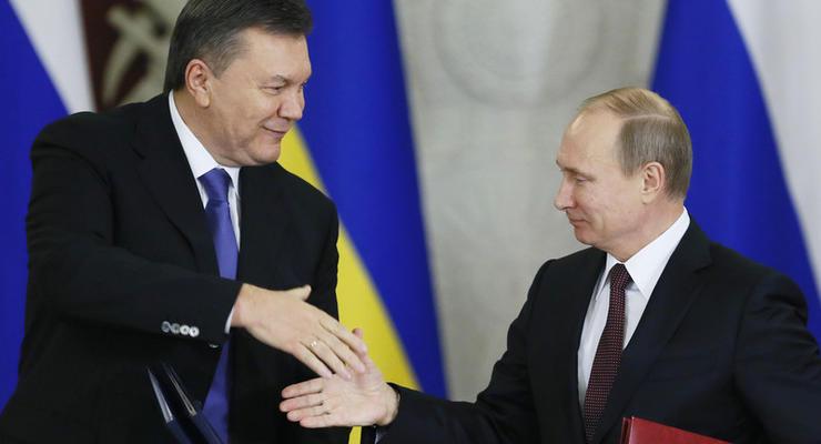 Янукович на посту президента работал на Россию - ГПУ