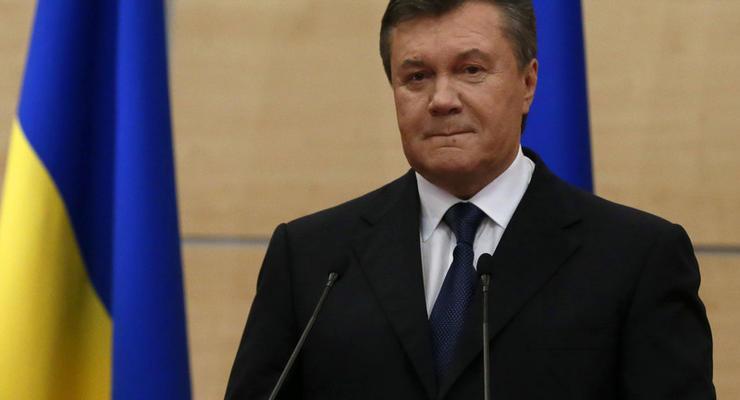 РФ официально подтвердила, что Янукович скрывается у них