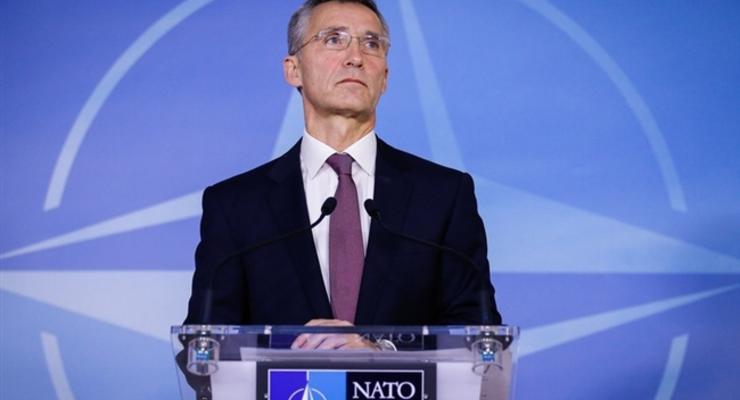 НАТО: Авианосец РФ может использоваться для атак на Алеппо
