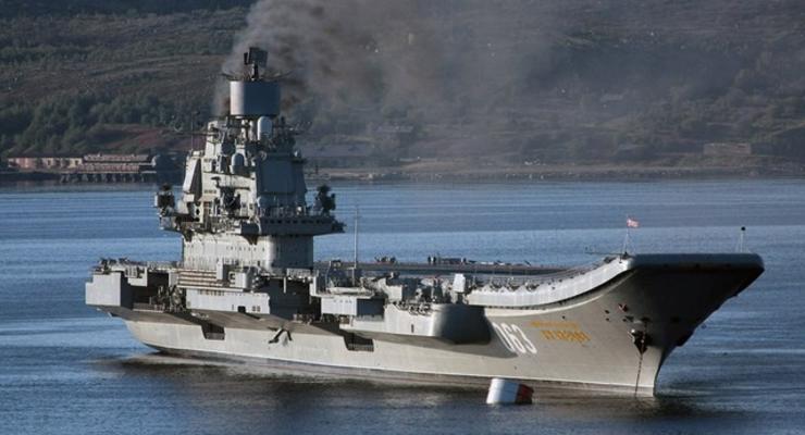 Доплыли: авианосная группа РФ зашла в Средиземное море