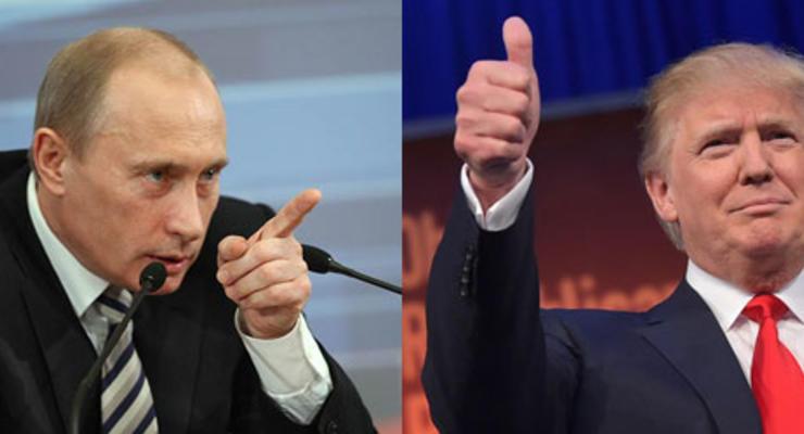 Песков рассказал подробности разговора Путина с Трампом