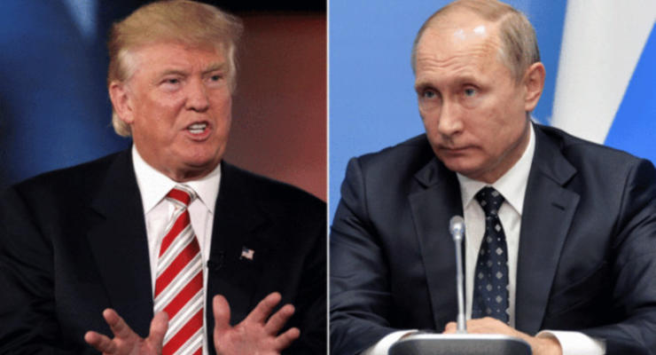 Путин ждет улучшения отношений с США при Трампе