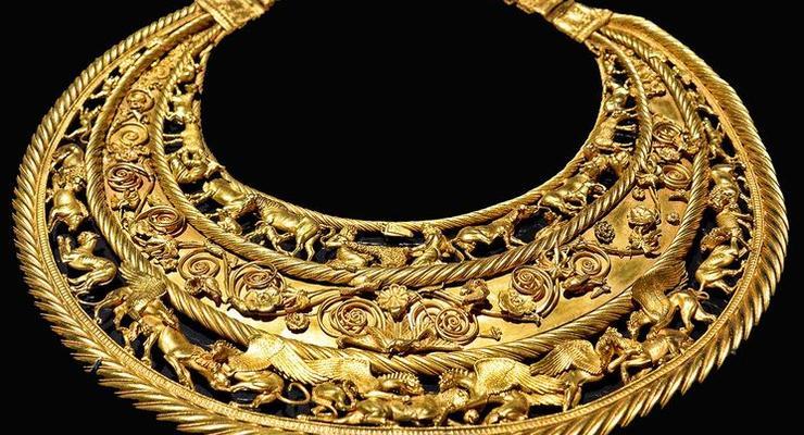 Нидерланды приняли решение вернуть скифское золото Украине