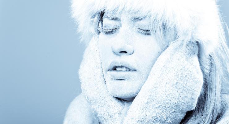 Готовьтесь к минус 20: в Украину идут сильные морозы