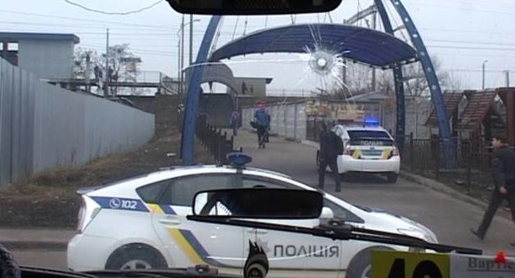 В полиции рассказали подробности угона маршрутки в Киеве
