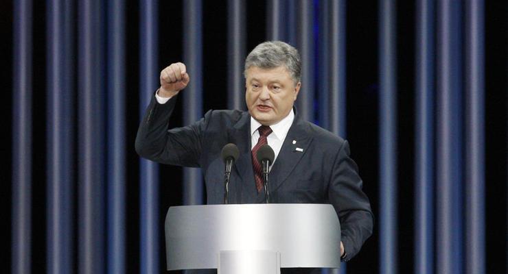 Порошенко о действиях Парасюка в Славянске: Это позор
