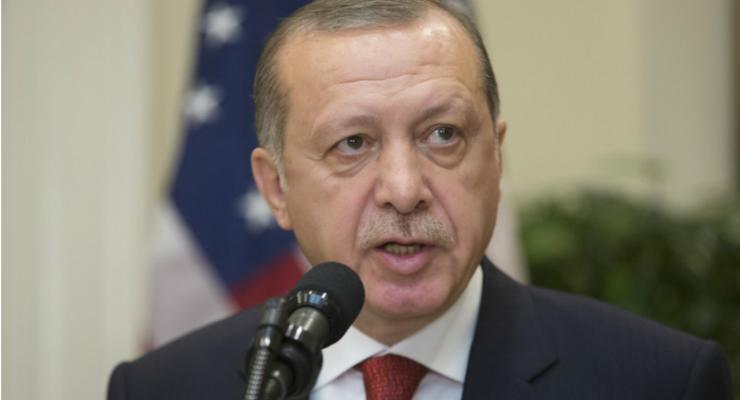 Эрдоган заявил, что Турция никогда не признает союз США с курдами