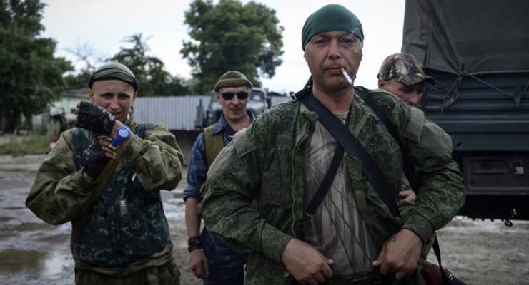Пьяные боевики устроили ралли на Донбассе - разведка