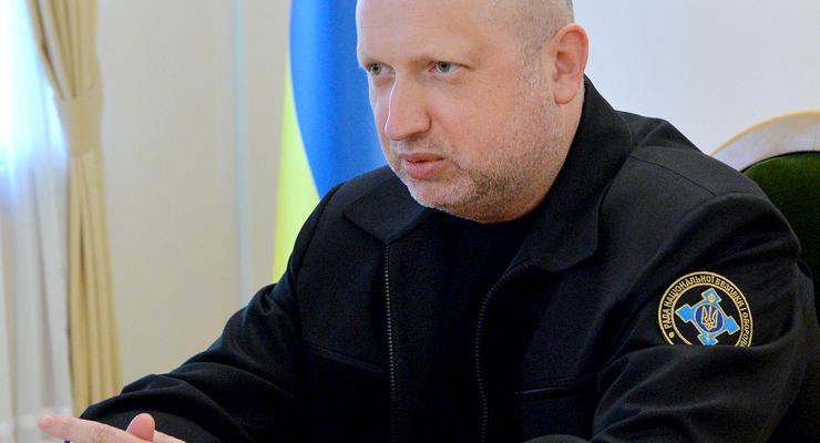 Турчинов рассказал о последствиях кибератаки на Украину
