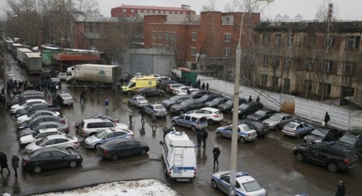 В Москве экс-директор фабрики убил охранника и сбежал