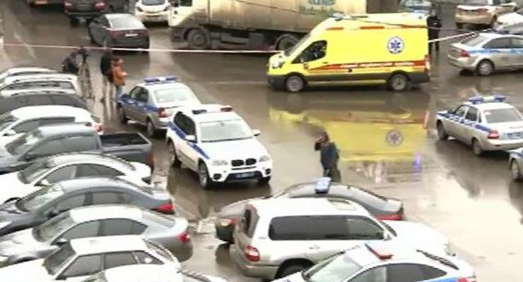 Стрелок с Меньшевика в Москве сдался – СМИ